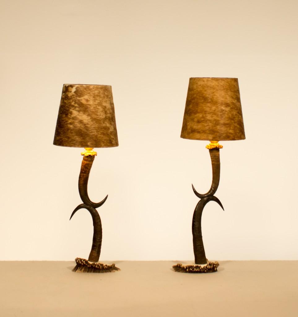 Tischlampen Klein   -   190 - 350€